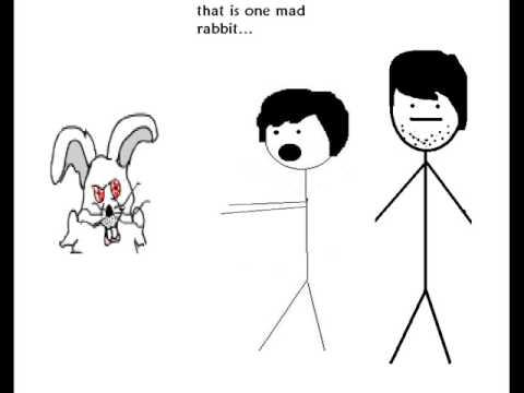 Cartoon Slideshow: Panic At The Disco - Mad As Rabbits