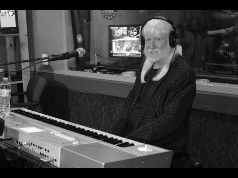 Edgar Winter In Studio