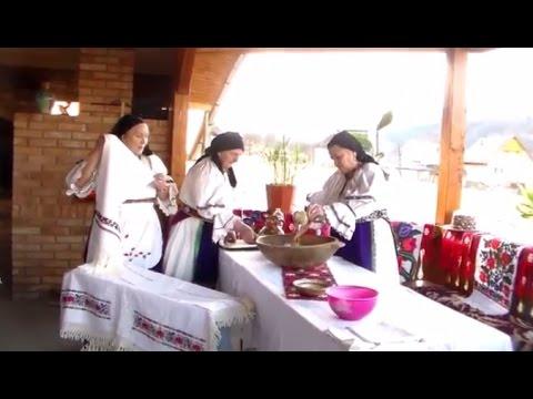 Mălaiul copt - un produs tradițional din Chiuiești