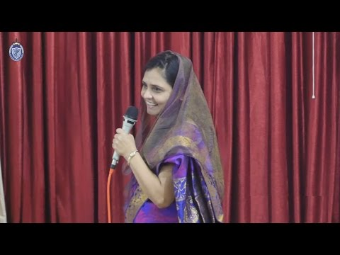 Imperfect Clay but Perfect Potter: Tamil Sermon by Pastor Gayathri Rajendran.