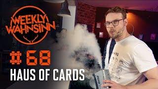 [68] Haus of Cards - Schüsse bei Nacht und Nebel | Weekly Wahnsinn | 24.05.2017