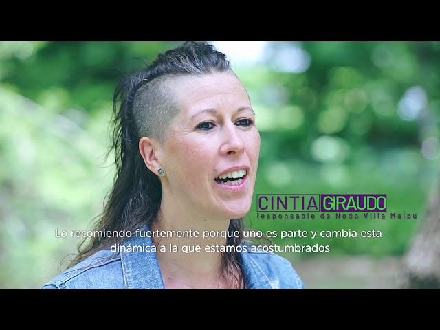 Cintia Giraudo de Nodo Villa Maipú | Mercado Territorial