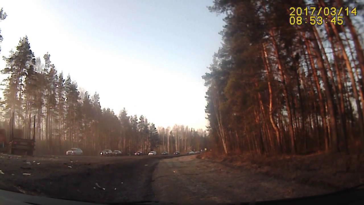 ДТП Орехово-Зуево поворот на депо
