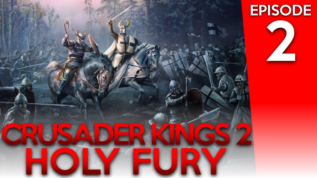 Crusader Kings 2 Holy Fury 2: Warrior Lodges