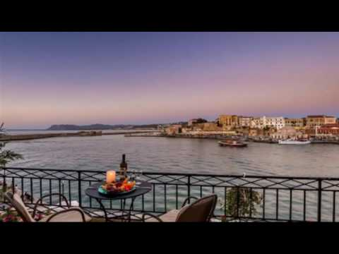 Casa Alba :A Holiday Home Situated In Chania Town