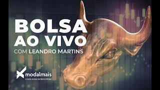 bolsa ao vivo morning call leandro martins operações day trade mini índice dólar e ações 210618