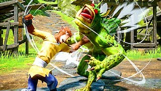 MONKEY KING: Hero Is Back Gameplay Trailer (2018) PS4