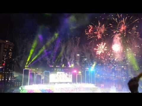 2014.7.19 NE Show 2 - Singapore NDP 2014