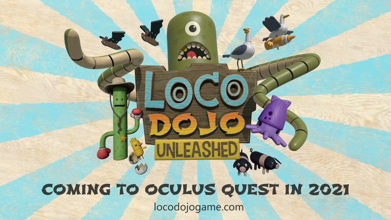 Loco Dojo, party in Oculus Quest