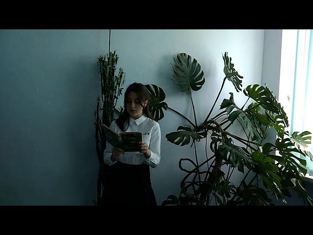 Изображение предпросмотра прочтения – МаргаритаСлынько читает произведение «Ася» И.С.Тургенева