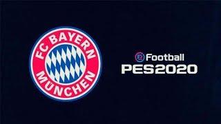 PES 2020 - TRAILER BAYERN MUNICH (Oficial)