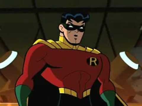 First Look at the NEW ROBIN on Batman: The Brave and The Bold!
