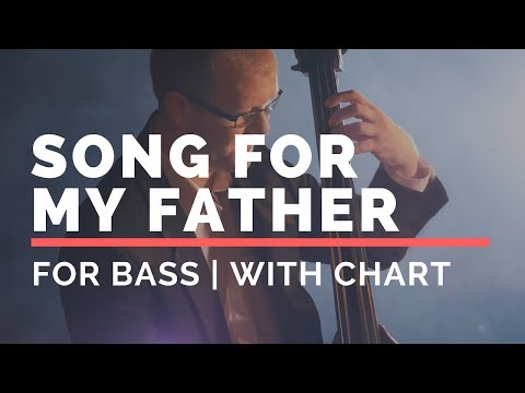 song-for-my-father-backing-track-for-bass