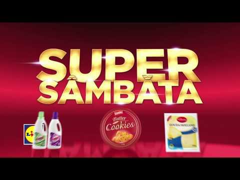 Super Sambata la Lidl • 24 Iunie 2017