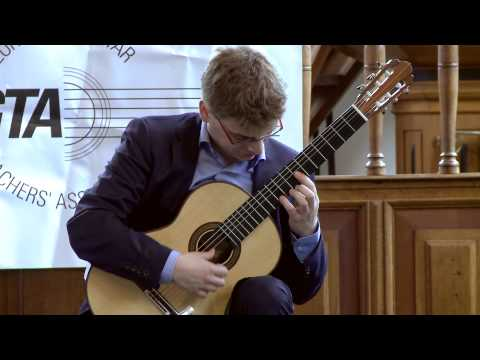 Liszt: Liebestraum for solo guitar