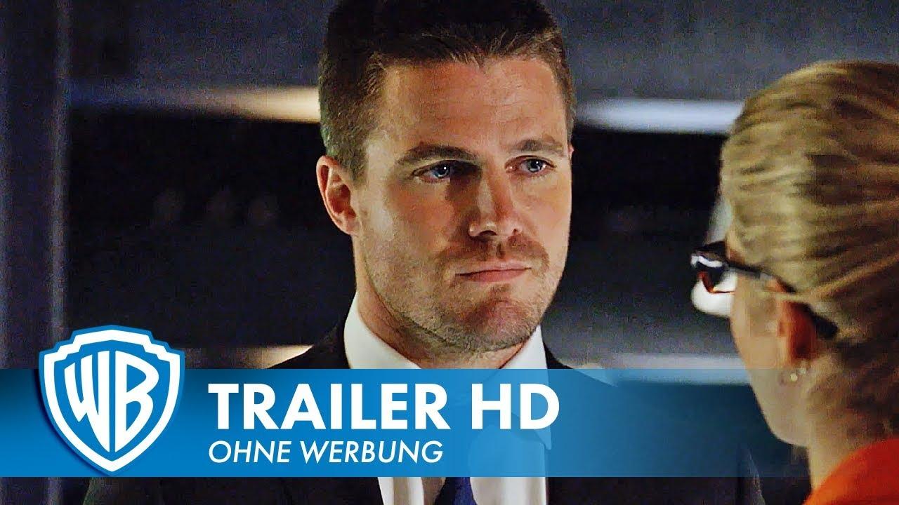 Arrow Staffel 3 Trailer