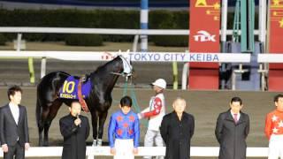 フリオーソ引退式 感極まって言葉につまった戸崎圭太騎手