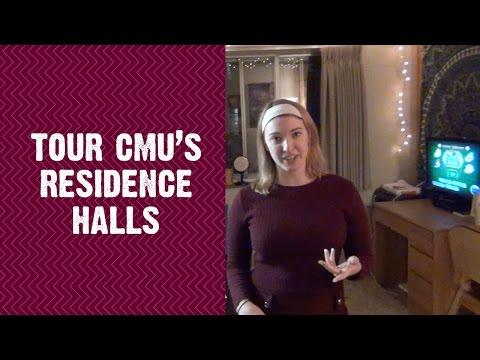 Tour CMU's Residence Halls – Amani