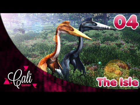 The Isle - Voar, voar, subir, subir... (Quetzalcoatlus) Ft PedraoGamer #04