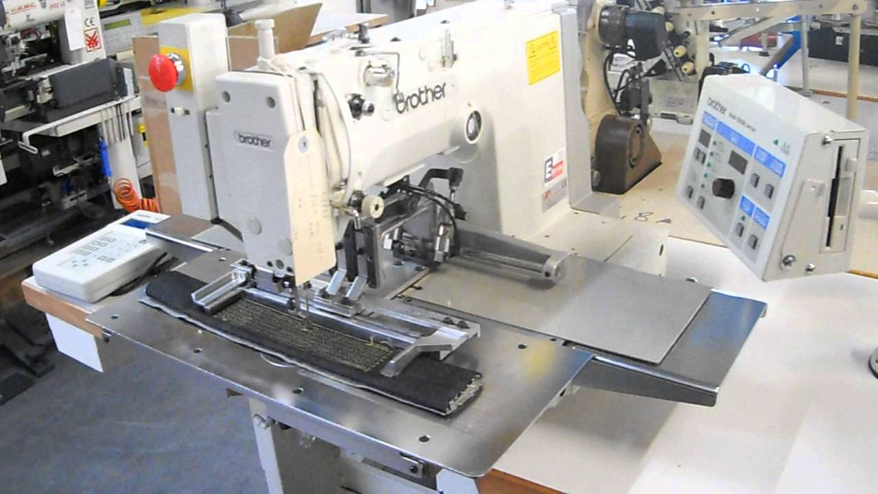 Brother bas 311e per ricamo for embroidery pastori srl for Macchine da ricamo singer