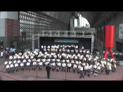 響け!ユーフォニアム2 京都えきびるコンサート宝島Hibike!Euphonium Kyoto Station Takarajima