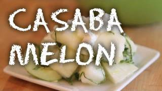 What is Casaba Melon? / Casaba and Feta Salad Recipe