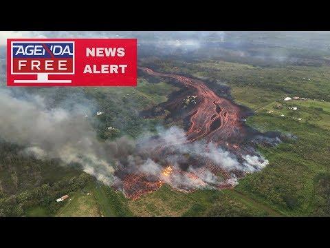 Beloved Hawaii Park Destroyed by Lava - LIVE COVERAGE
