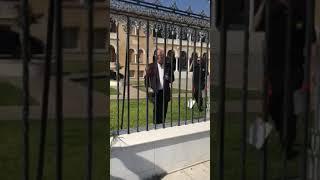 Διαμαρτυρία στην Αρχιεπισκοπή (3)