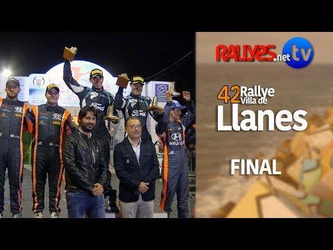 42 RALLYE VILLA DE LLANES - RESUMEN FINAL