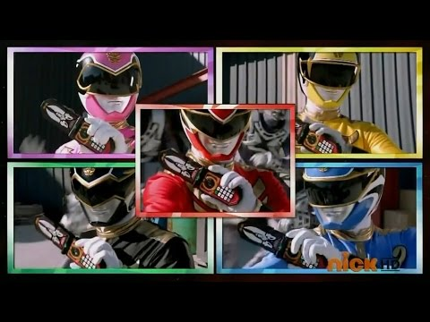 Neo-Saban Power Rangers Morph Calls | Samurai, Megaforce, Super Megaforce, and Dino Charge