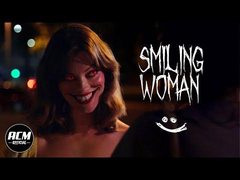 smiling-woman- -short-horror-film