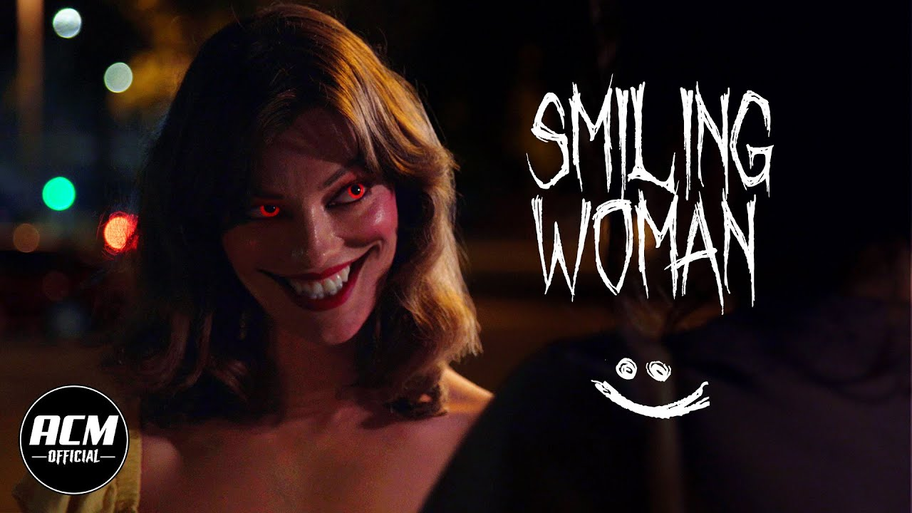 Smiling Woman | Short Horror Film