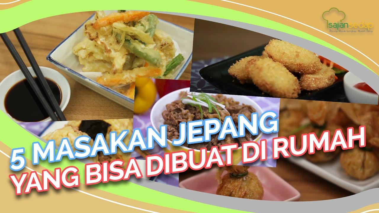 5 Masakan Jepang Yang Bisa Dibuat Di Rumah Saking Enaknya Sampai