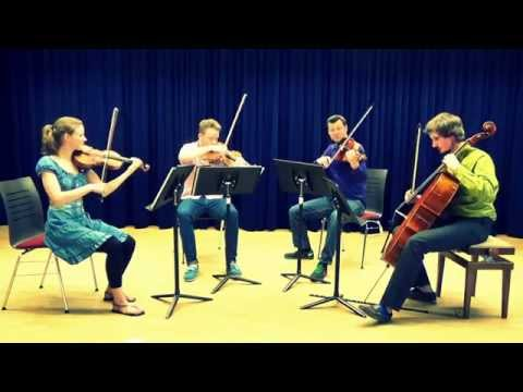 Feuerbach Quartett - Happy (Pharrell Williams)