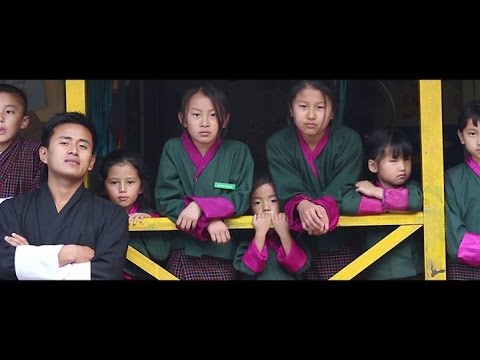 Nas- 'I Can' Cover [Bhutanese Song 'Nga Gi Bey Tsu' By Kezang Dorji]