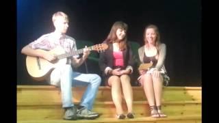 Шоу талантов - выступление Молодечно-Утена