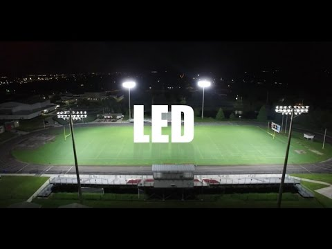 Sports Lighting LED vs HID & Sports Lighting: LED vs HID - YouTube azcodes.com