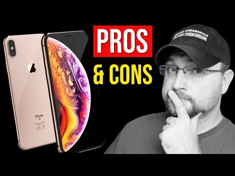 iPhone XS Max | PROS and CONS for Video Creators