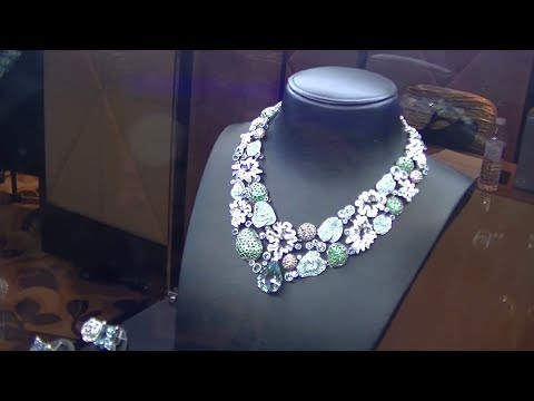 Exclusive Luxurious Jewellery, Brigitte Ermel Paris