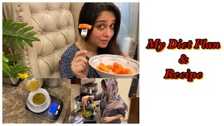 My Diet Plan| Diet Recipes | What To Eat What to Avoid | Dipika Ki Duniya| Dipika Kakr Ibrahim