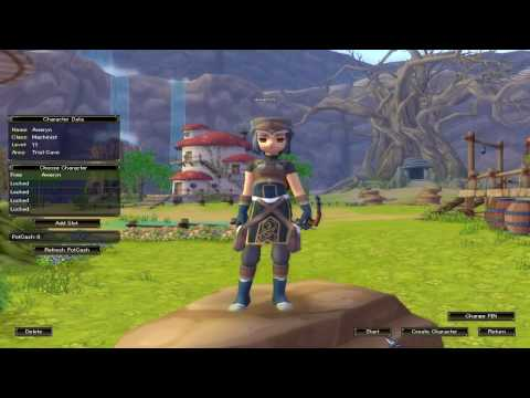 [HD] Bright Shadow (Trailer+Gameplay)