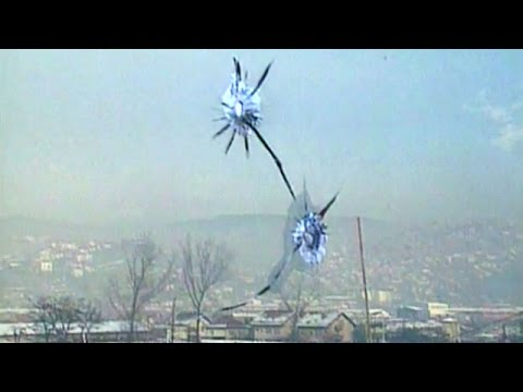 Flashback Friday: Sarajevo residents live life under siege