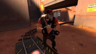 TF2 Orbiting Fire Outdoorsman - Epic Beard Man