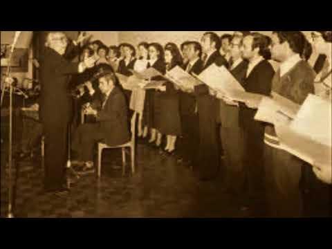 """""""Βαριά,βαριά,βαριά""""(Μικρά Ασία) - Χορωδία Σίμωνα Καρά /Greek folk music,Minor Asia,Simon Karas"""