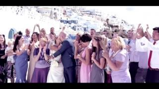 Свадьба на Санторини на площадке Дана Виллас Марка и Татьяны(Санторини – одно из самых необыкновенных мест не только в Греции, но и во всём мире. Просматривая это видео..., 2015-11-27T13:58:31.000Z)