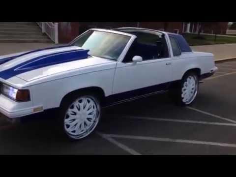 1987 olds cutlass supreme w t tops on 24 39 s hd doovi for 1987 cutlass salon t tops