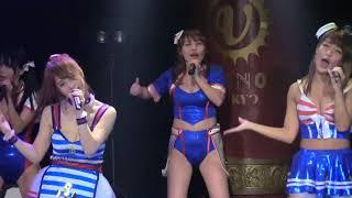 アイドルユニット sherbet の 「Now or never」のライブ映像です。