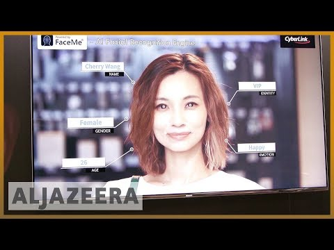 🇺🇸 CES 2019: Facial recognition technology brings privacy concerns l Al Jazeera English