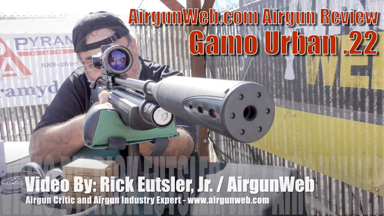 Urban 22 from Gamo USA, Lightweight, Accurate, VERY Affordable - Airgun  Review by AirgunWeb