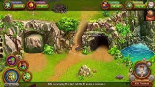 Virtual Villagers Origins 2~ How to get poison for training healer (Mini  Eggs recipe in description)